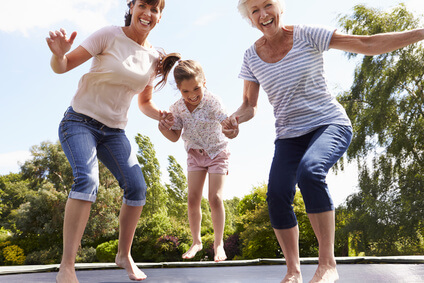 Health Bounce Rebounder for adults